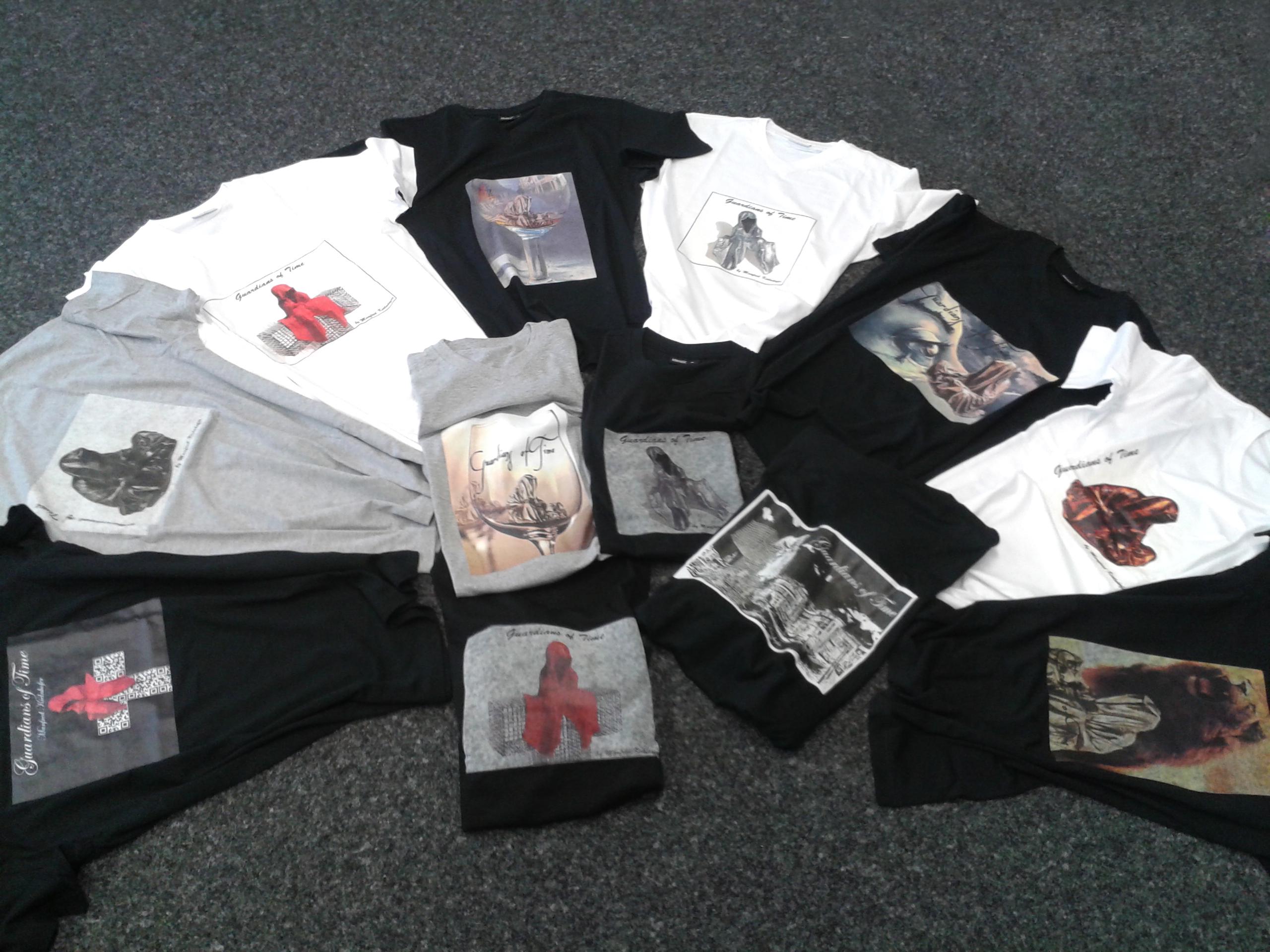 gurdians of time manfred kili kielnhofer t-shirts fashon design store shop 307