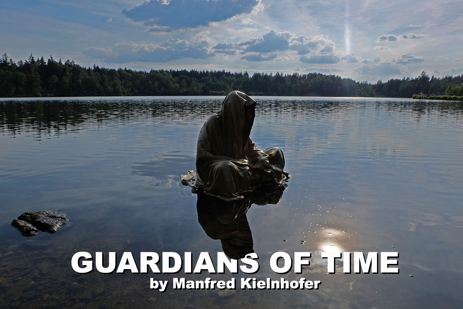 lower-austria-fish-pond-lake-guardians-of-time-by-manfred-kili-kielnhofer-contemporary-art-modern-sculpture-fine-photography-arts-ars-statue-water-reflection-7189y
