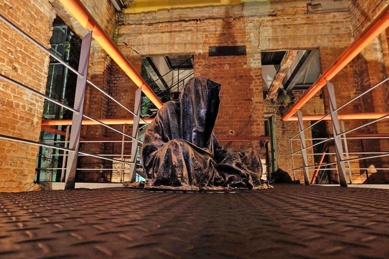 trio biennial  sculpture 3d parque das ruinas rio de janeiro guardians of time sculpture art arts design manfred kili kielnhofer