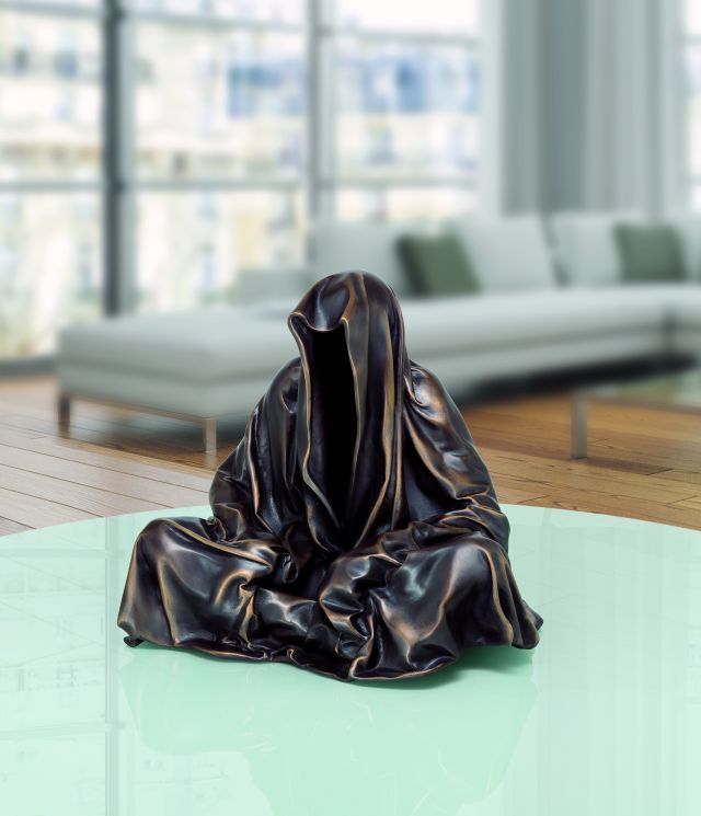 bronze contemporary art design sculpture fine arts guardians of time manfred kielnhofer art foundry strassacker 1