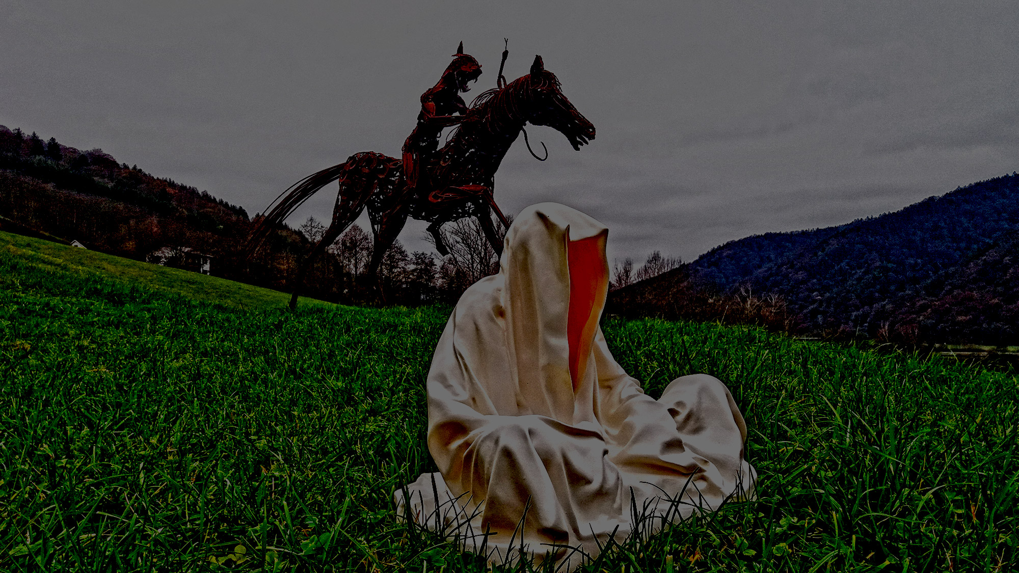 atelier-fahrner-guardians-of-time-manfred-kielnhofer-horse-wolf-statue-sculpture-contemporary-art-fineart-arts-gallery-museum-sculpturepark-sculpturegarden-ghost-faceless-mystic-show-110758
