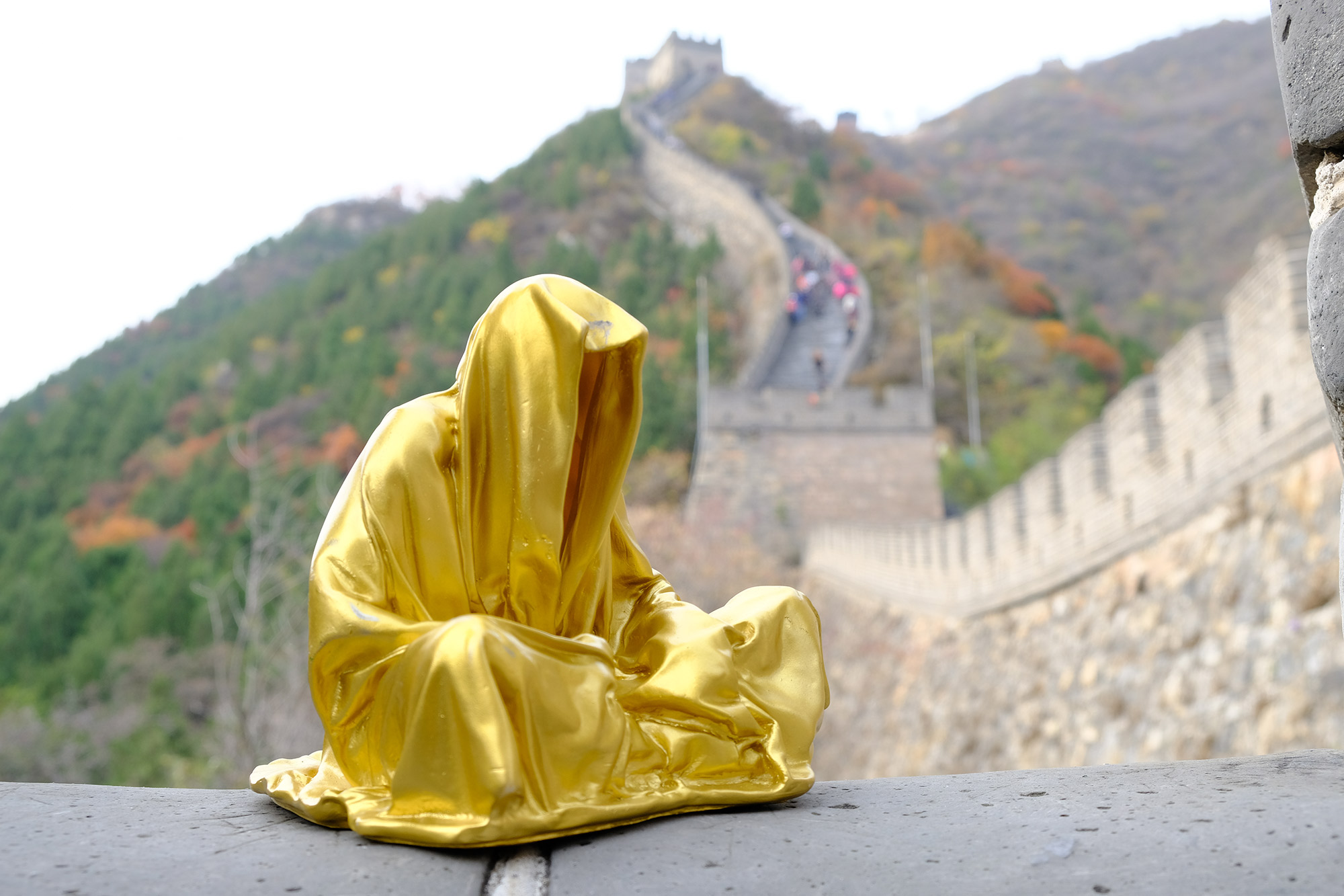 beijing china great wall guardians of time manfred kielnhofer ...